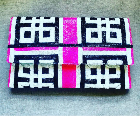 Samser Egyption Clutch