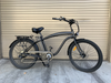 "Voltaic 500W Cruiser Step Over Electric Bike 26"" Black - Voltaic Rides"