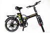 Greenbike Legend HD Electric Bike - Voltaic Rides