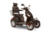 E-wheels EW-46 500W Electric 4 Wheel Scooter - Voltaic Rides