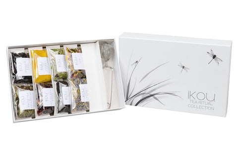 NEW iKOU TEA SAMPLER PACK