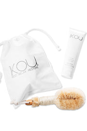 iKOU BODY BRUSH GIFT BAG