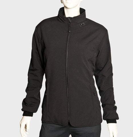 Women's Heated Soft Shell Outer Jacket  $149.95