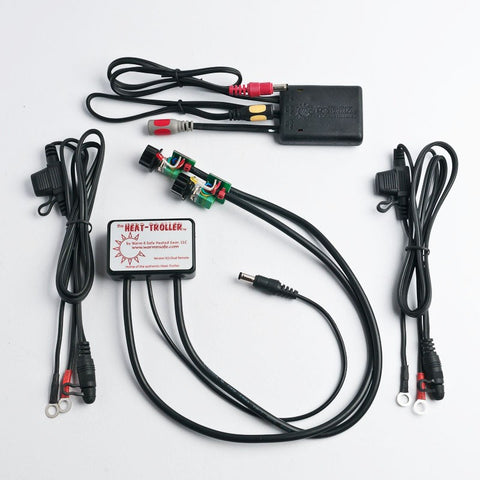 Dual Remote Mounted Heat-troller  $149.95