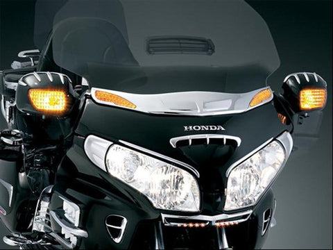 WINDSHIELD TRIM with Turn Signal Accents  $193.99