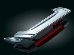 CHROME LOW PROFILE SPOILER with L.E.D. Run-Turn-Brake light  $299.99
