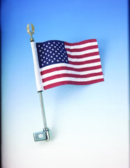 "12"" FLAG POLE FOR 1/2"" CLAMP  $29.95"