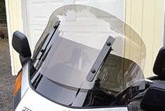 "GL1500 HP Windbender Kit: 17"" Top Shield, Clear $321.95"