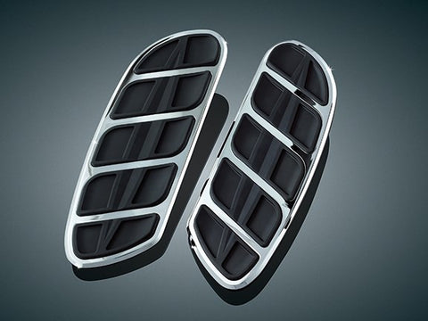 Chrome Kinetic Swept Wing Floorboard Inserts  152.99