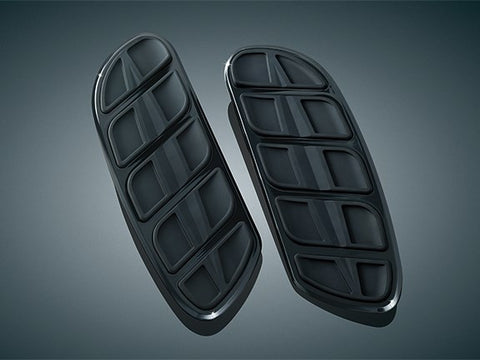 Gloss Black Kinetic Swept Wing Floorboard Inserts  $152.99