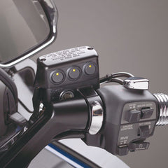 BRAKE SIDE BLACK SWITCH BOX  $69.95