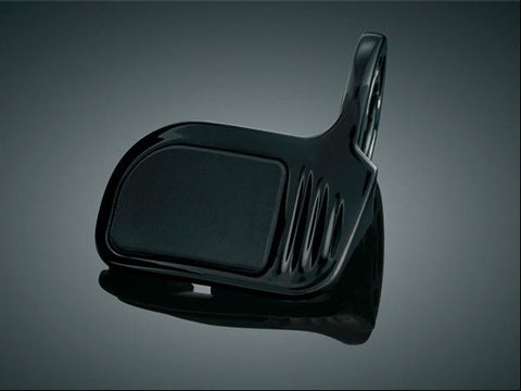 GLOSS BLACK CONTOURED ISO-THROTTLE BOSS RIGHT SIDE (ea)  $19.99