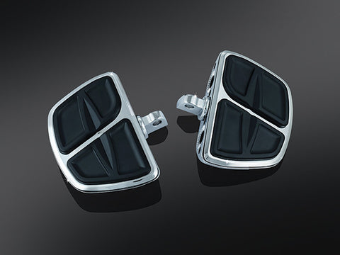 Chrome Kinetic Mini Boards with Male Mount Adapters (pr)  $112.00