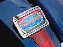 Laydown Curved License Plate Frame (ea)  $122.99