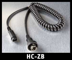 Z-Series Lower-Section 8-pin Cord 1980-2013 Honda®/J&M® 5-pin systems  $79.99