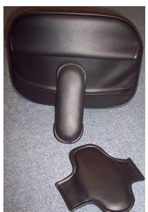 Utopia Backrest Bar Cover $18.00