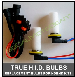 Replacement HDBHK [2 HID BULBs] for Dual Bulb Headlamps $49.99
