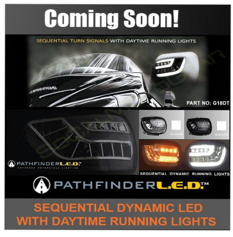 Sequential Turn Signal LED, GL1800/F6B         $269.95