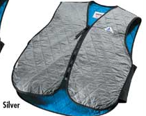 Silver TechNiche Cooling Vests $41.35 Was $45.95