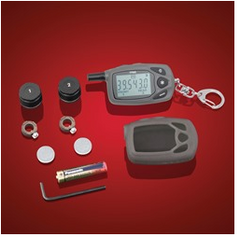 TireGard Wireless Tire Pressure Monitor  $179.95