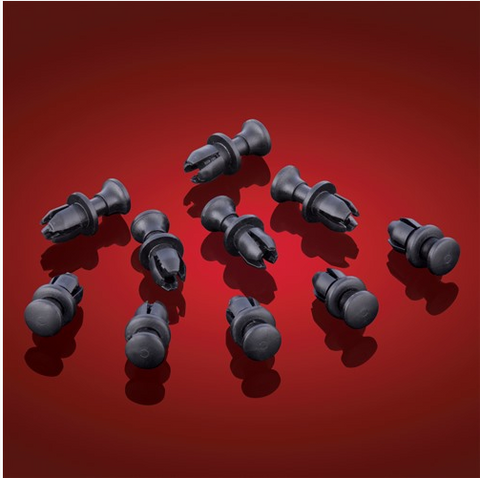 Re-usable Plastic Rivets (10pk) $6.95