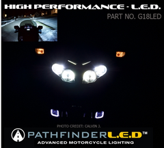 GL1800/F6B LED HEADLIGHT KIT - PLUG N PLAY  Starting at $110.00