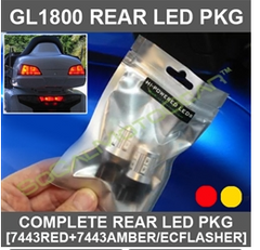 REAR LED CONVERSION PKG GL1800 $205.00