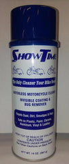 SHINETIME (formerly SHOWTIME) Waterless Motorcycle Cleaner    $18.50