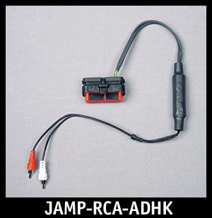 J&M Isolated RCA Input Amp Harness $107.99 Was $119.99