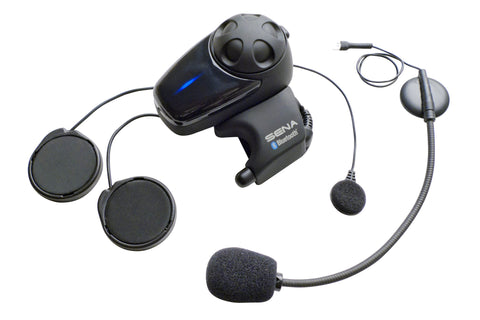 SMH10 Motorcycle Bluetooth Headset/Intercom with Universal Microphone Kit  $219.99