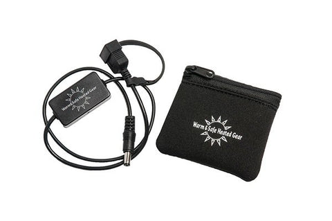 USB Charger Adapter with Pouch  $29.95