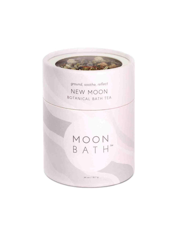 Moon Bath Lunar Blends Botanical Bath Tea