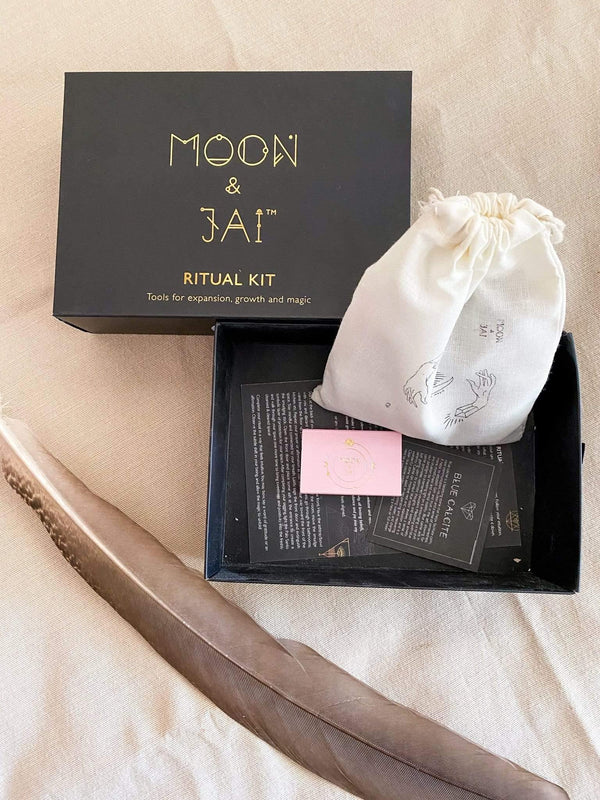 Moon & Jai Moon & Jai Balance Ritual Kit Phoenix and Willow