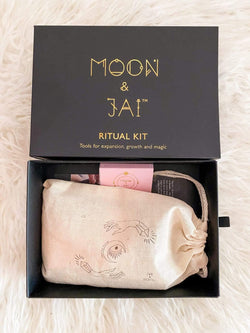 Moon & Jai Moon & Jai Healing Ritual Kit Phoenix and Willow