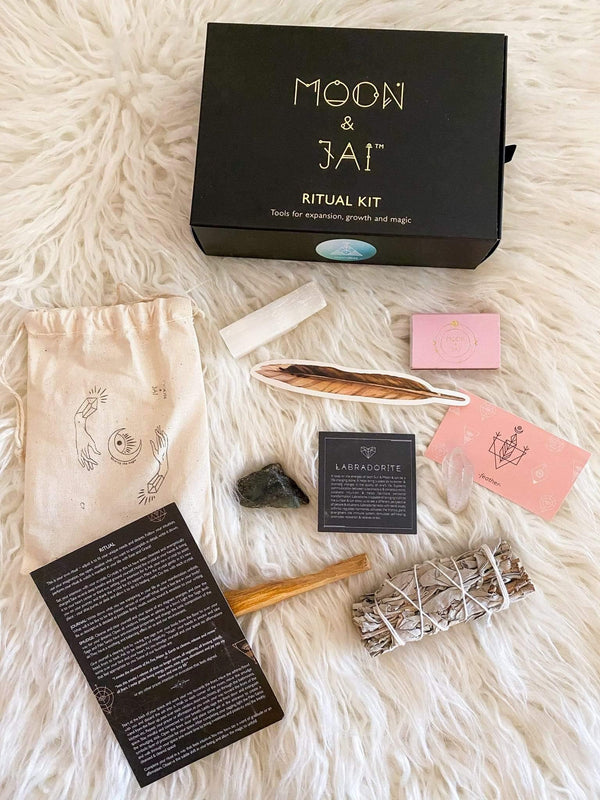 Moon & Jai Moon & Jai Manifest Ritual Kit Phoenix and Willow