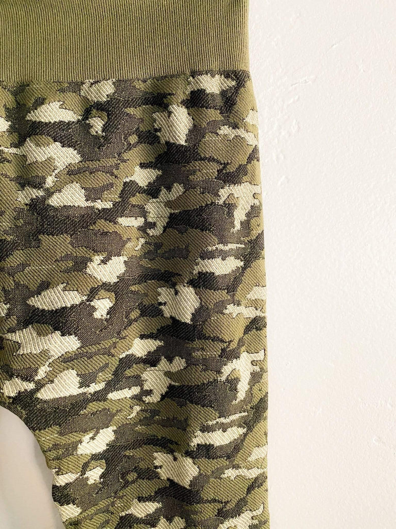 Nikibiki Nikibiki Seamless Camouflage Leggings Phoenix and Willow