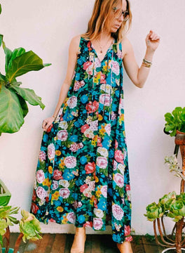 Novella Royale The Maye Dress - Rose Garden