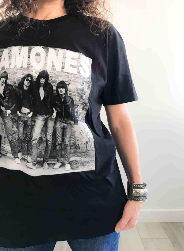 Ramones Vintage Punk Rock T-Shirt