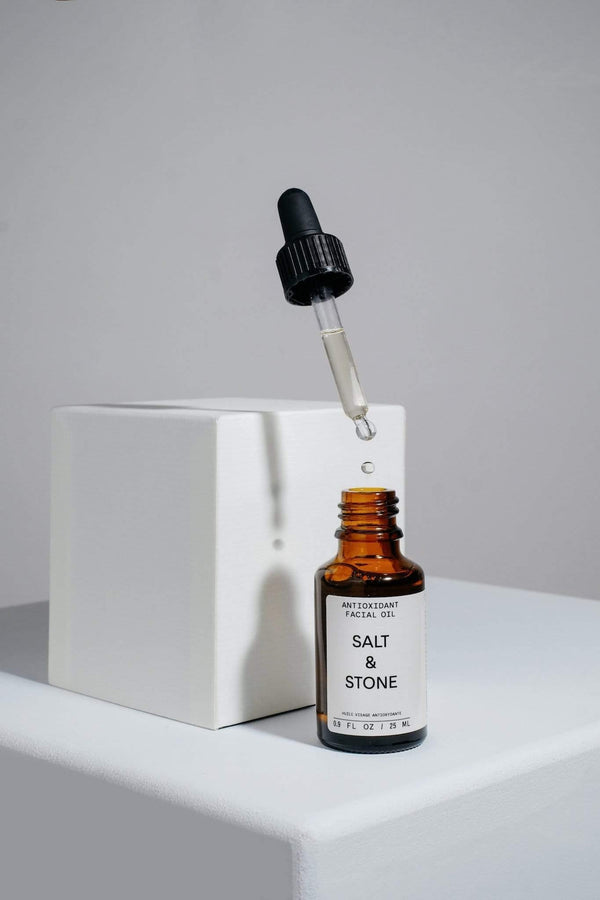 Salt & Stone Antioxidant Facial Oil Phoenix and Willow