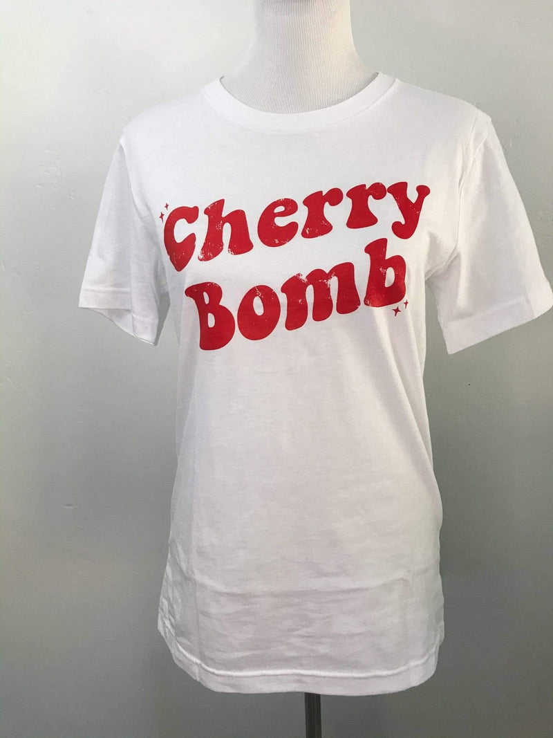 The Funnel Cake Cherry Bomb T-shirt Phoenix and Willow
