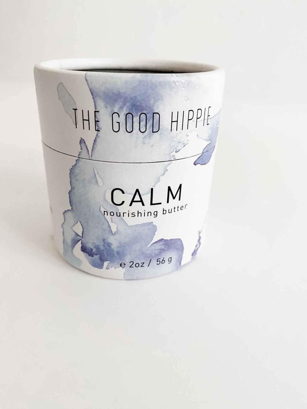The Good Hippie Calm Deeply Conditioning Nourishing Vegan Body Butter | Phoenix + Willow