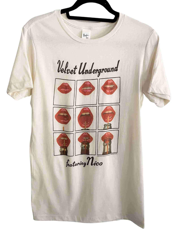 Velvet Underground Featuring Nico Fitted Jersey T-Shirt