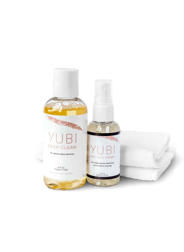 Yubi Beauty Complete Clean Kit for Makeup brushes | Phoenix + Willow