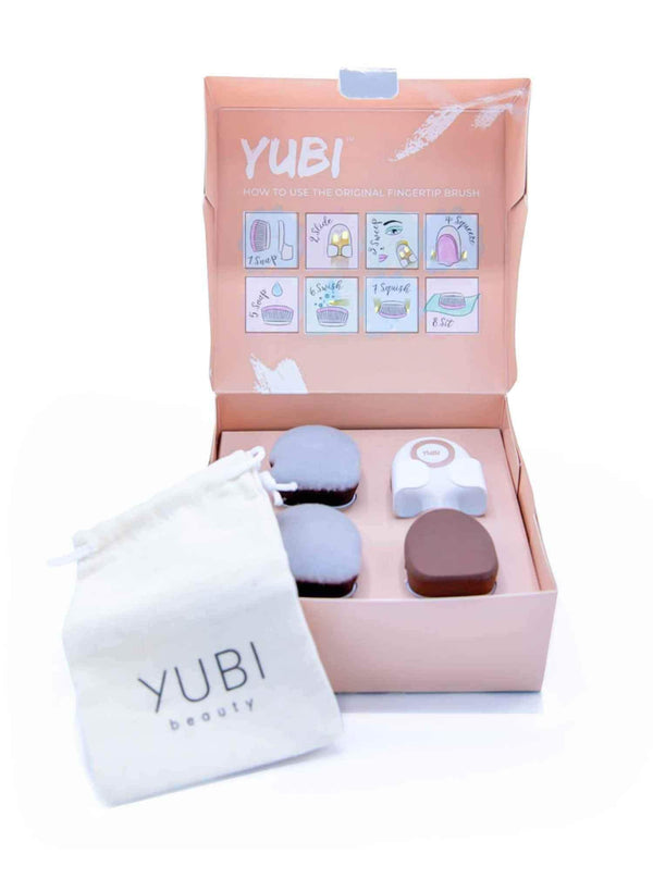 Yubi Beauty Perfect Polish Makeup Applicator Set | Phoenix + Willow