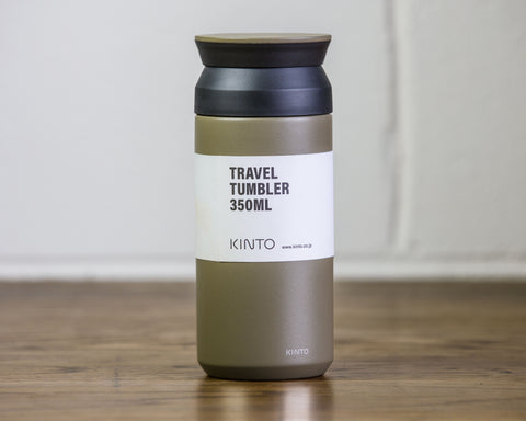 Travel Tumbler 350 ml / khaki
