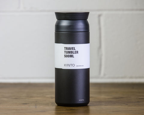 Travel Tumbler 500 ml / Black