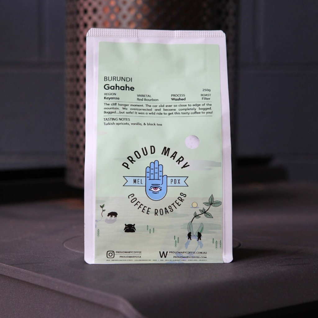 Burundi | Gahahe | Red Bourbon | Washed | Filter | 250g - Proud Mary Coffee Melbourne