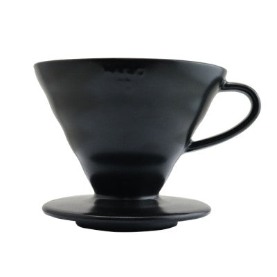 V60 Ceramic Dripper 02 - Matte Black Default Title
