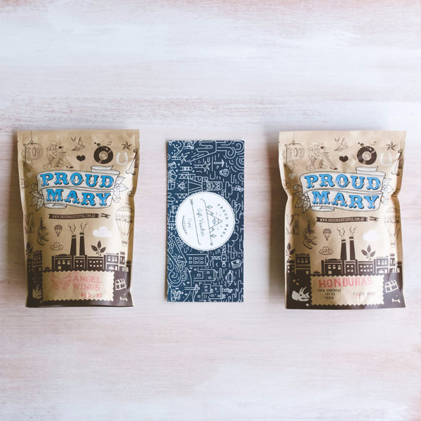 Espresso Blend Fortnightly Subscription inc. Shipping - Proud Mary Coffee Melbourne