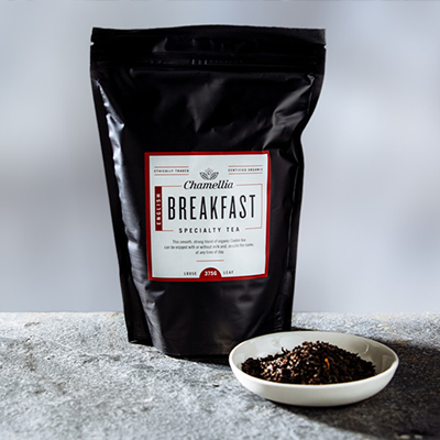 Chamellia English Breakfast Loose Leaf Tea - 375g | $16.50
